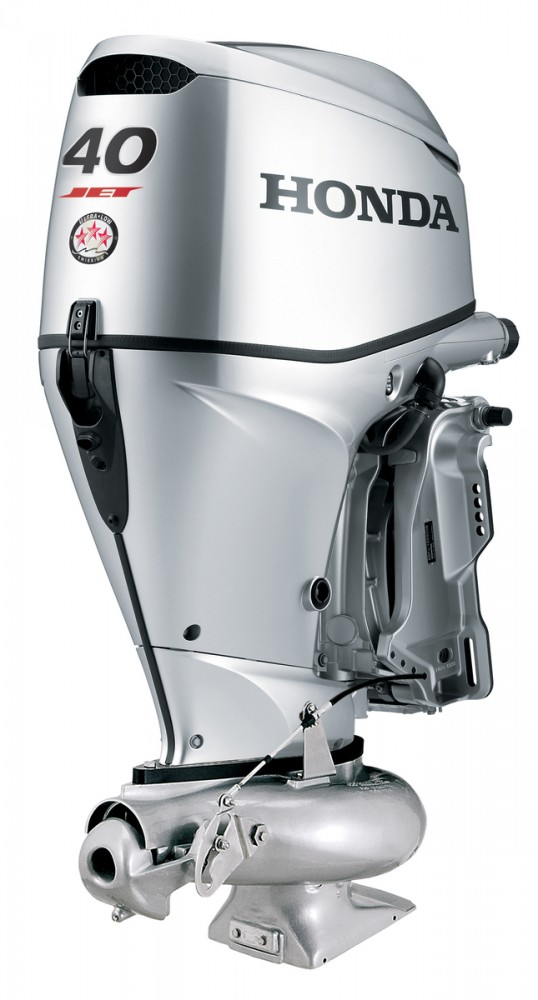Honda marine introduces three new jet drive outboard for Outboard motor reviews 2017