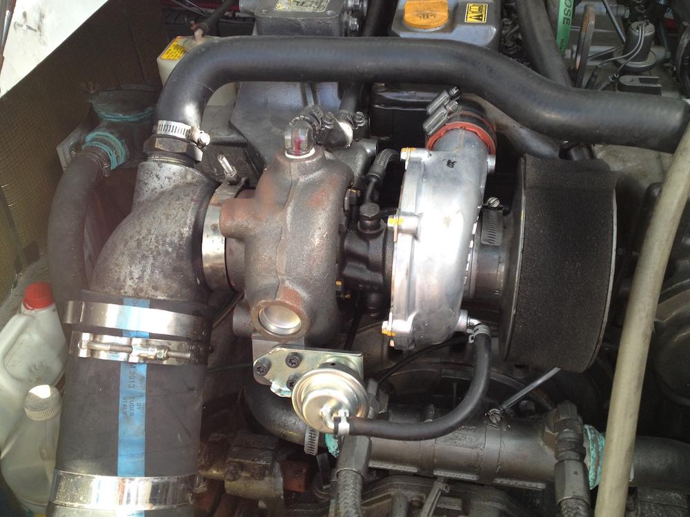 maintaining  boats diesel engine boatscom