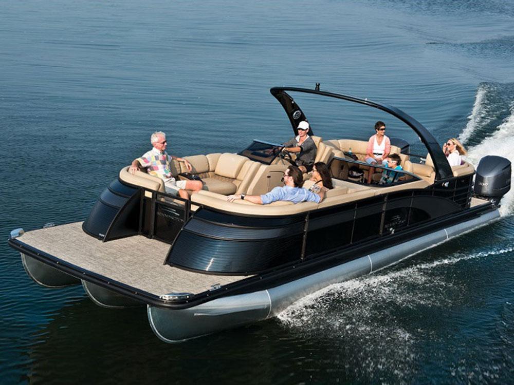Best pontoon boats for Best fishing pontoon boats