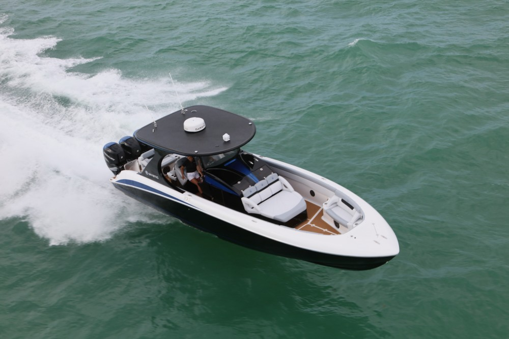 Mystic M3800: New Center Console Sibling