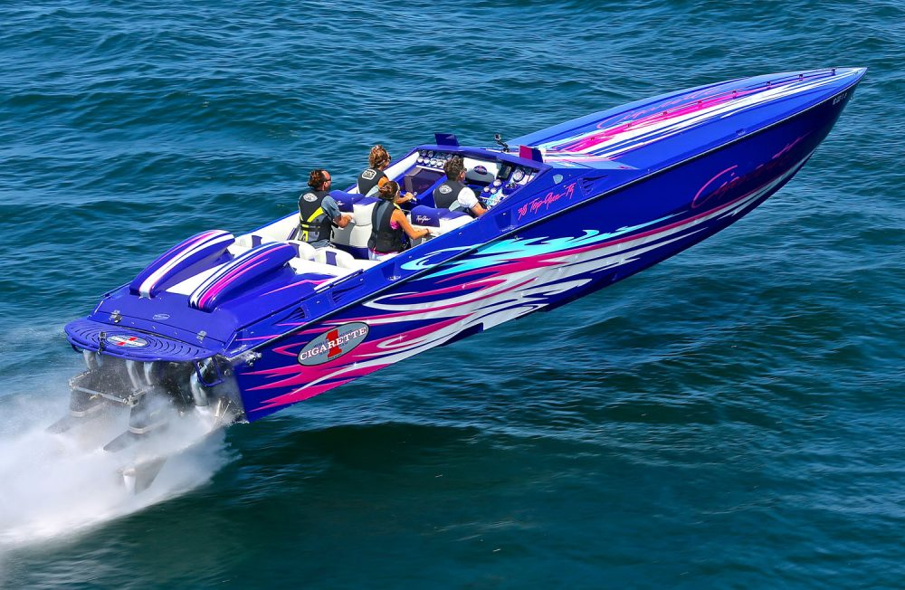 Best Go-Fast Boating Events of 2018
