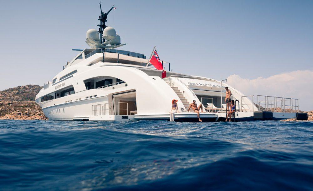 Celebrity Yacht Fashion: From Jackie O to Jay-Z
