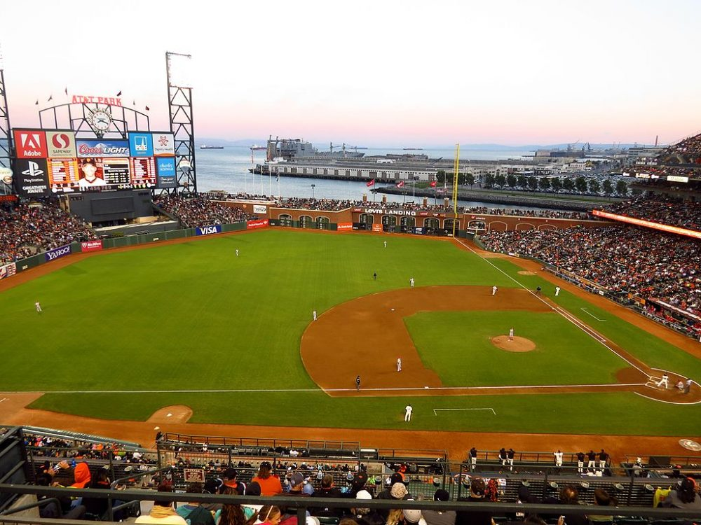 MLB Opening Day: Best Baseball Stadiums on the Water