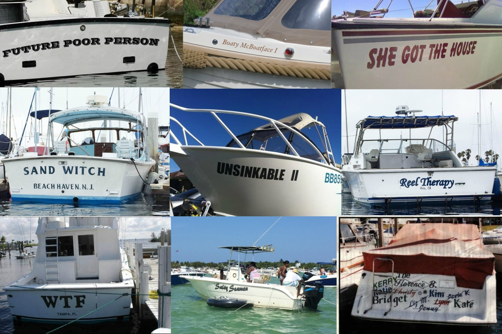 Sexy bitch 47 foot yacht