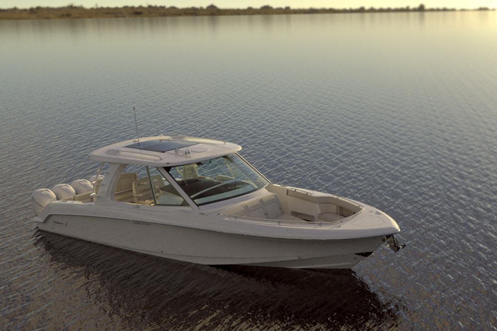 Boston Whaler 380 Realm Review