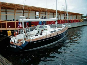 Perry Design Review: Baltic 50
