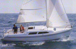 Perry Design Review: Catalina 250