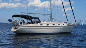 Perry Design Review:  Island Packet 38