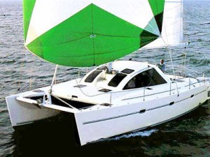 Perry Design Review: Lagoon 37