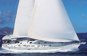 Perry Design Review: Catalina 50