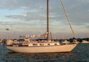 Tartan 34: Bob Perry Design Review