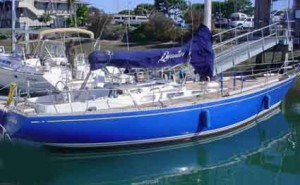 Swan 44: Bob Perry Design Review