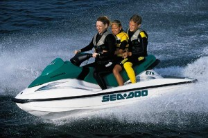 Sea-Doo GTS: Price-Point Performer