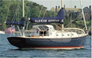 Alerion Express 38: Bob Perry Design Review
