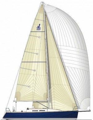 J/Boats J/109 Design Preview