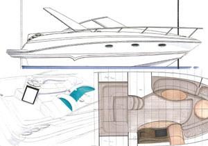 Larson Cabrio 310: Comfortable Mid-Size Cruiser