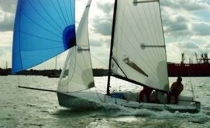 Laser SB3: New Sportboat
