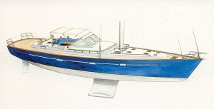 Beneteau 57: Ready for Blue Water