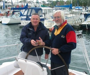 Bavaria 36's Hits Century Mark