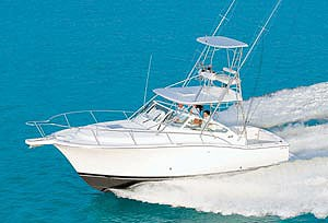 Luhrs 30 Open: Sea Trial