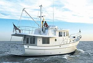 Krogen 39: Sea Trial