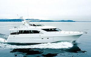 Ocean Alexander 68 Motoryacht: Sea Trial