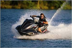 Yamaha FX SHO is 2008 Personal Watercraft of the Year