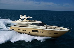 Ferretti Altura 840: Flagship Line Launched