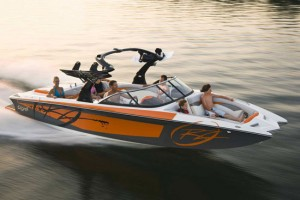 Tigé's RZ4 Tow Boat is Sure to Get You Noticed