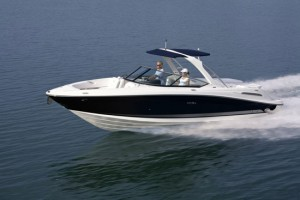 Sea Ray's 270 SLX, a Great