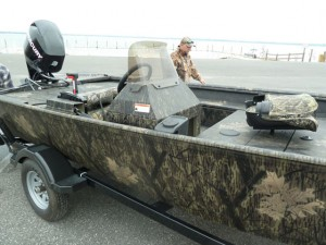 Lowe Sportsman 16 Boat Test Notes
