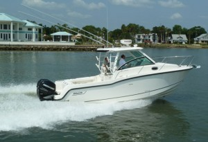 Boston Whaler Conquest 285: Thoughtfully Revised