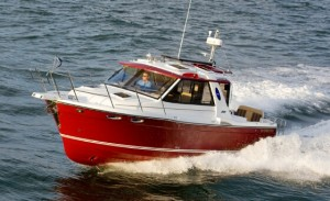 Cutwater 28: Versatile and Fuel-Efficient