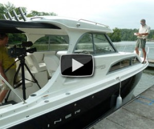 Bayliner Discovery 266: Video Boat Review