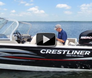 Crestliner 1650 Fish Hawk: Video Boat Review