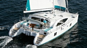 Discovery 50: A Bluewater Cat with a Fine Finish