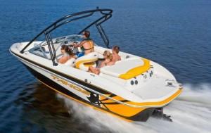 Tahoe Q7i: Bowrider Basics