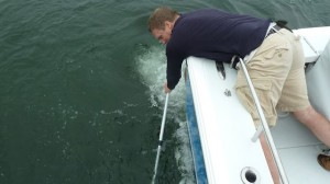 Hunt Harrier 36 IPS Boat Test Notes