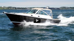 Hunt Harrier 36 Jet Drive: Video Boat Review
