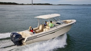 Grady-White Freedom 285: Dual Console Delight