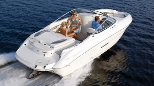 Stingray 215LR Sport Deck Bowrider: Abridged Version
