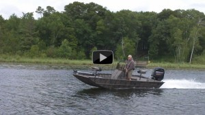 2013 Crestliner 1860 Retriever Center Console: Video Boat Review