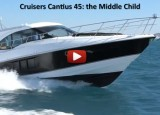 Cruisers Cantius 45: Video Boat Review