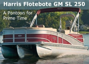 Harris FloteBote Grand Mariner SL 250: A Pontoon Boat for Prime Time