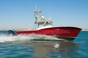 Jarrett Bay 34: A Walkaround Boat with Flare – and Outboards