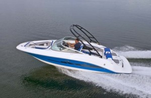 Sea Ray 21 Jet: Bowrider of the Future