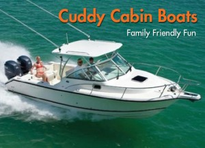 Cuddy Cabin Boats: Family Friendly Fun