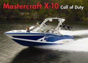 MasterCraft X-10: Call of Duty