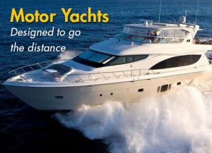 Motor Yachts Are the Best Luxury Cruisers