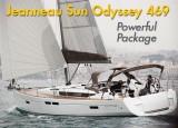 Jeanneau Sun Odyssey 469: Powerful Package